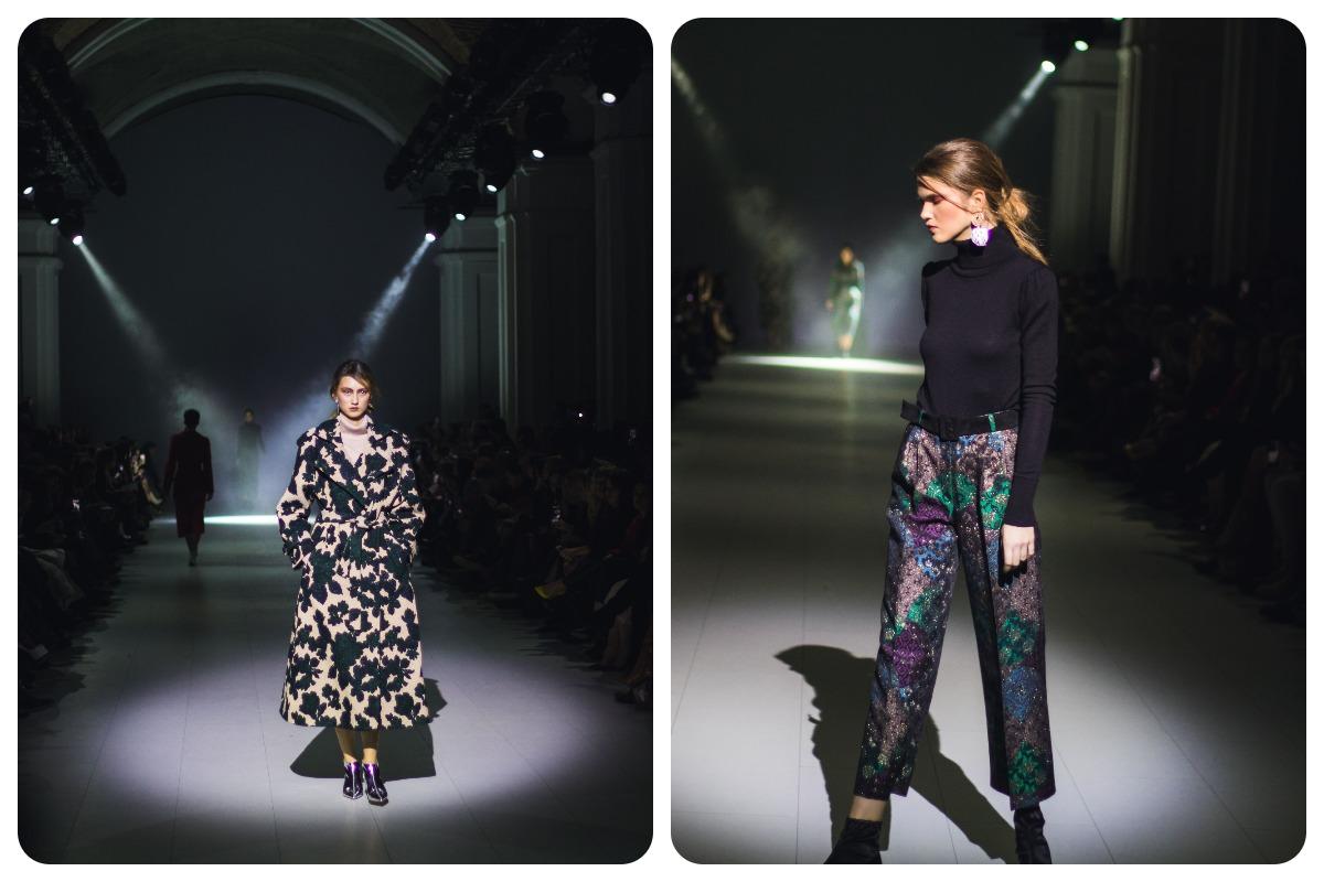 Коллекция бренда Anna Muza осень-зима 2018/19