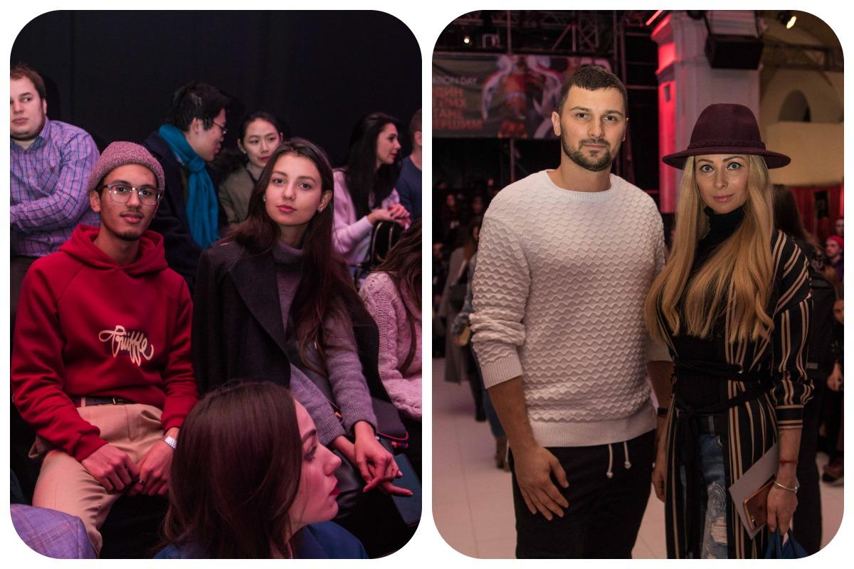 Мисс-Украина 2017 Полина Ткач тоже зашла на Неделю моды