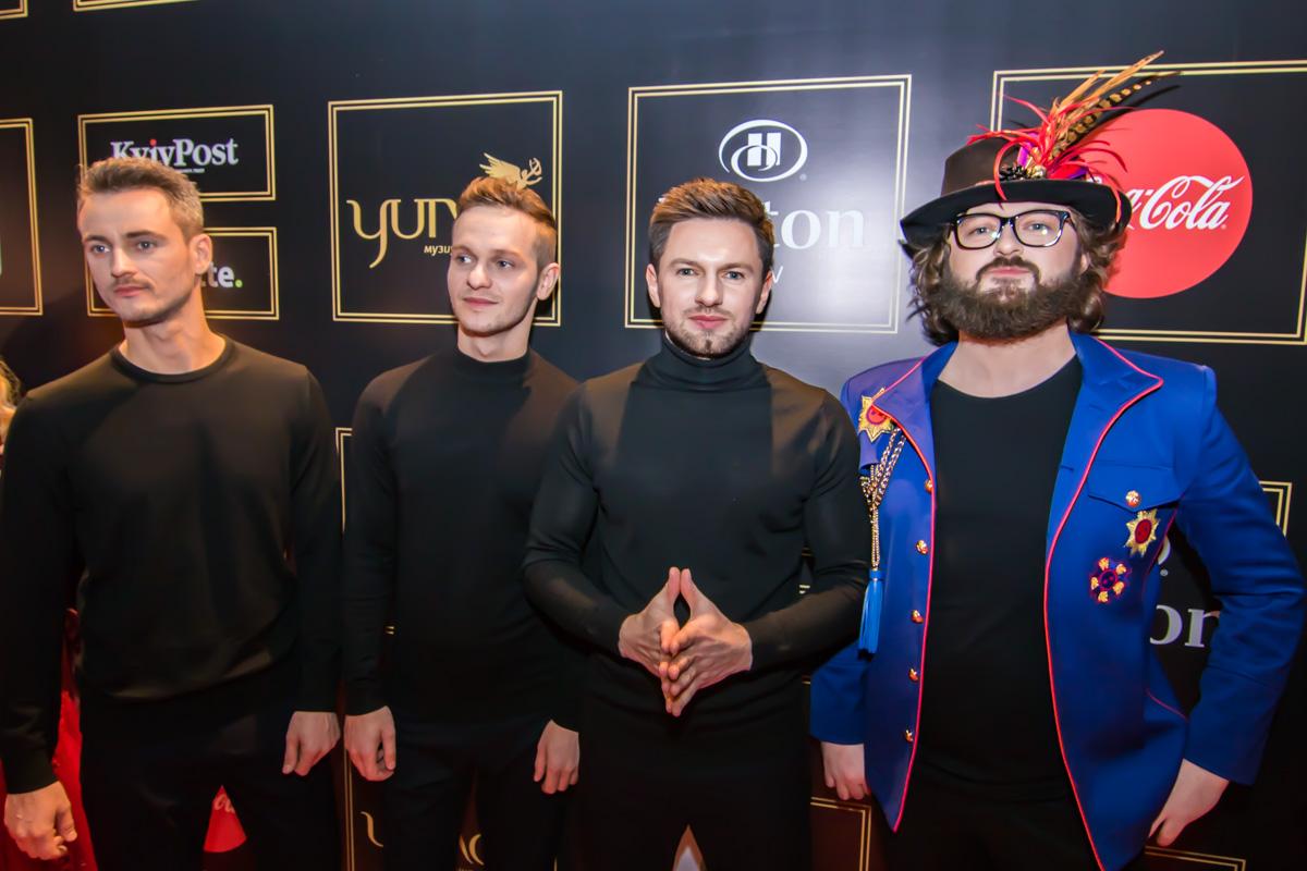Украинская поп-группа DZIDZIO