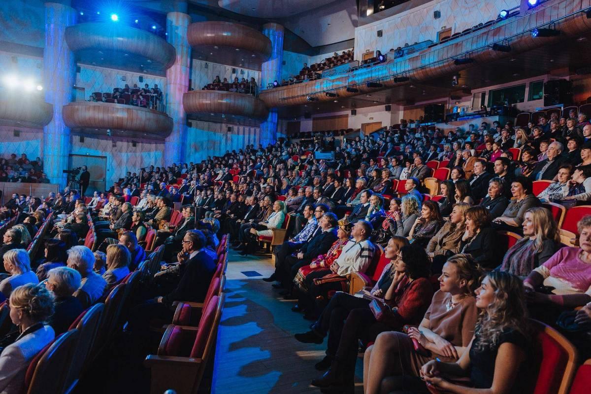В концерте примут участие народные и заслуженные коллективы Украины