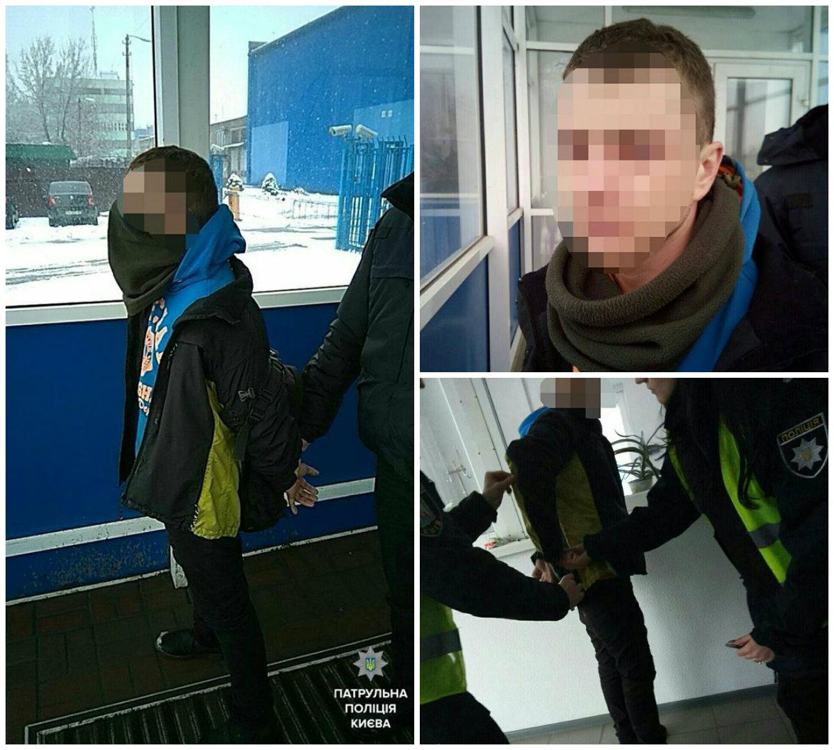 ВКиеве наостановке мужчину зарезали засделанное замечание