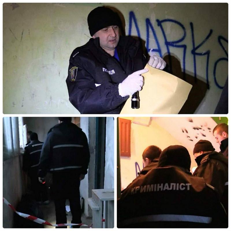 В подъезде по улице Лятошинского обнаружили тело женщины
