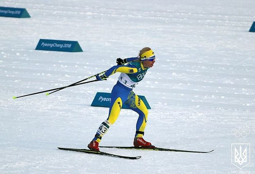 В женском скиатлоне Татьяна Антипенко заняла 45 место