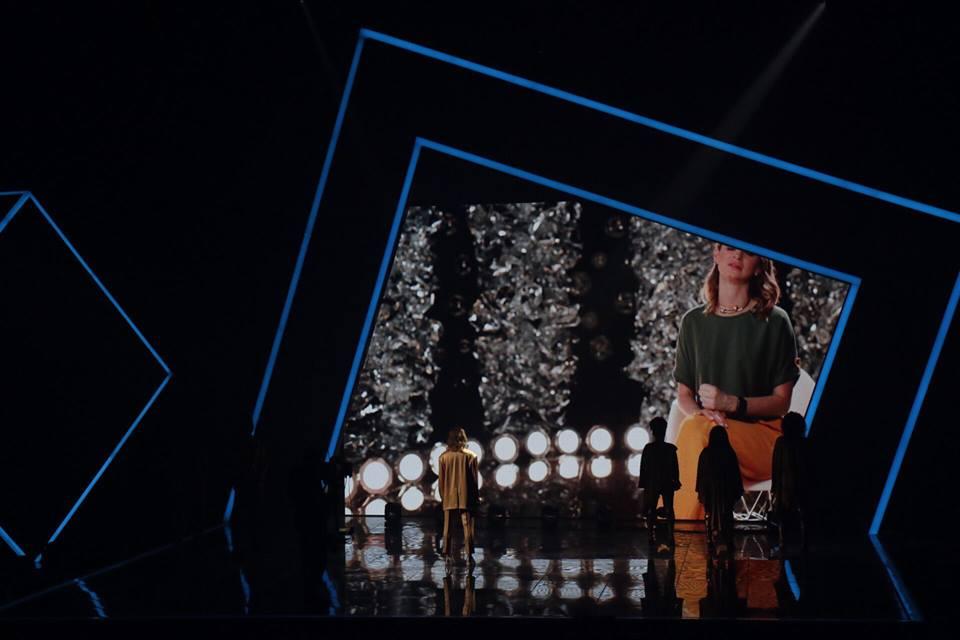 Tayanna выступала второй на Нацотборе Евровидение 2018
