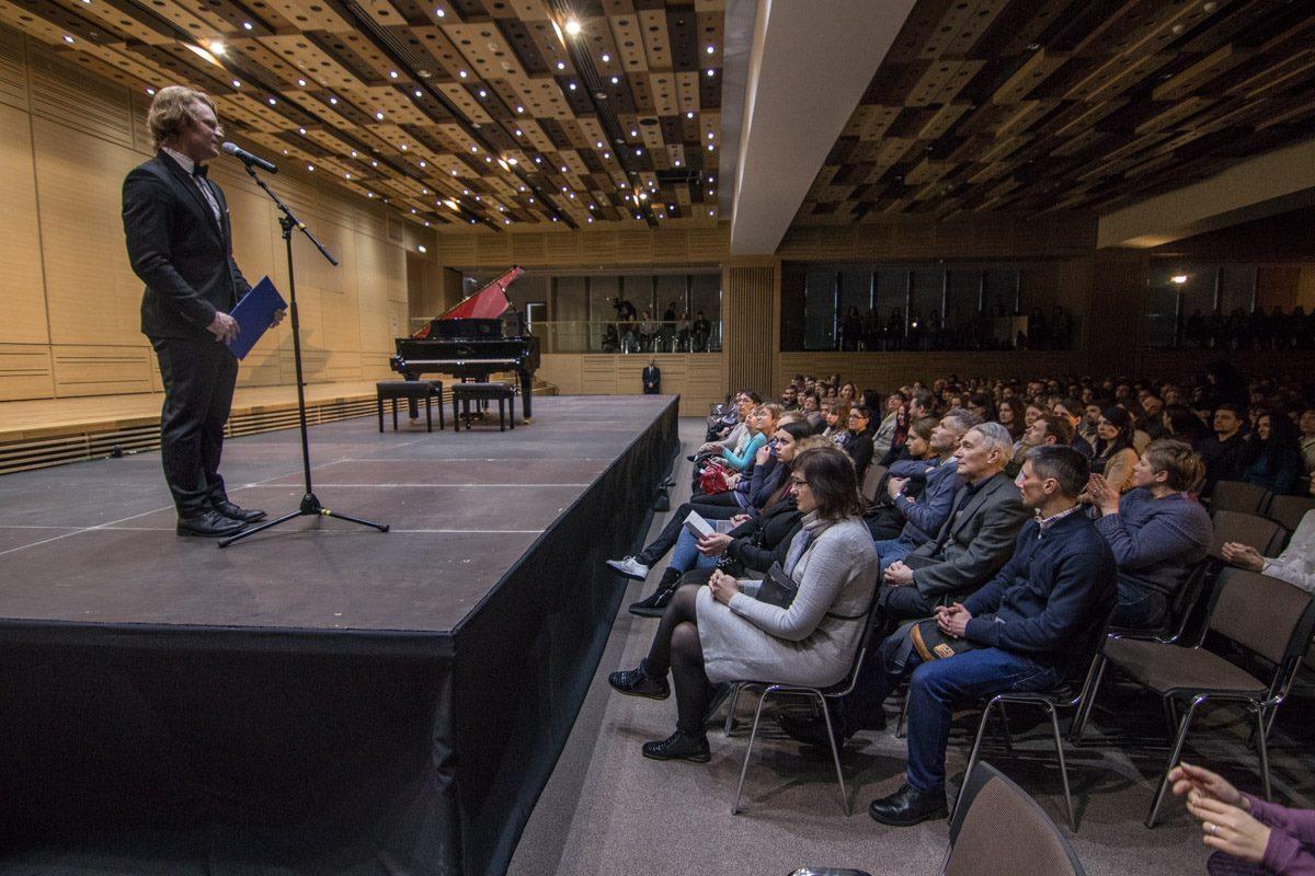 Послушать музыку Моцарта пришла публика разных возрастов