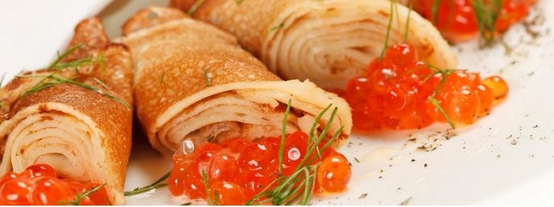 рецепты начинки для блинов соленные