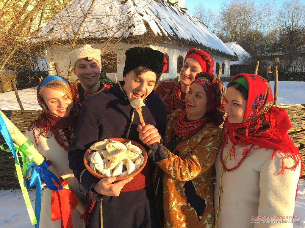 В Мамаевой Слободе устроят баттл украинских вареников и русских блинов