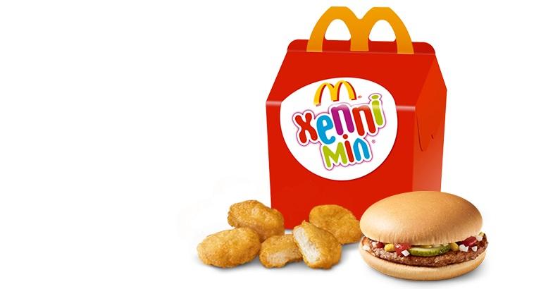 «Макдоналдс» убирает чизбургеры из наборов Happy Meal