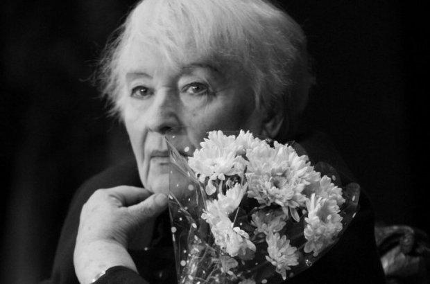 Умерла Татьяна Карпова