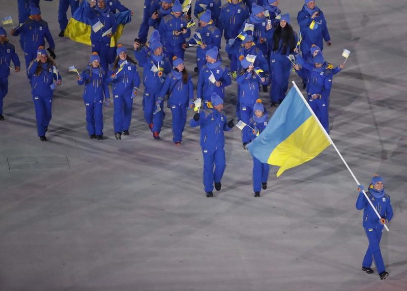 33 украинских спортсмена будут бороться за награды