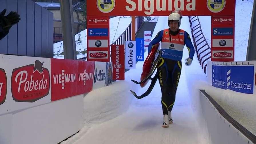 По итогам санного спортаАндрей Мандзий занял 19-е место