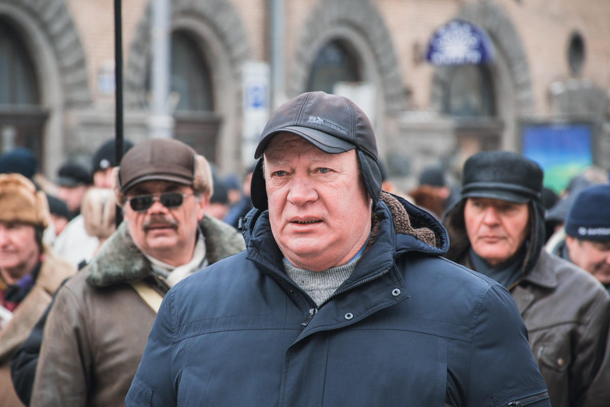 Акция проходит не только в Киеве