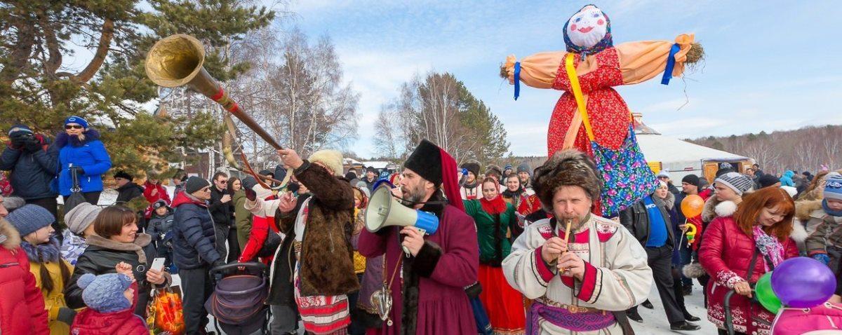 """Музей """"Пирогово"""" приготовил для гостей различные народные развлечения"""