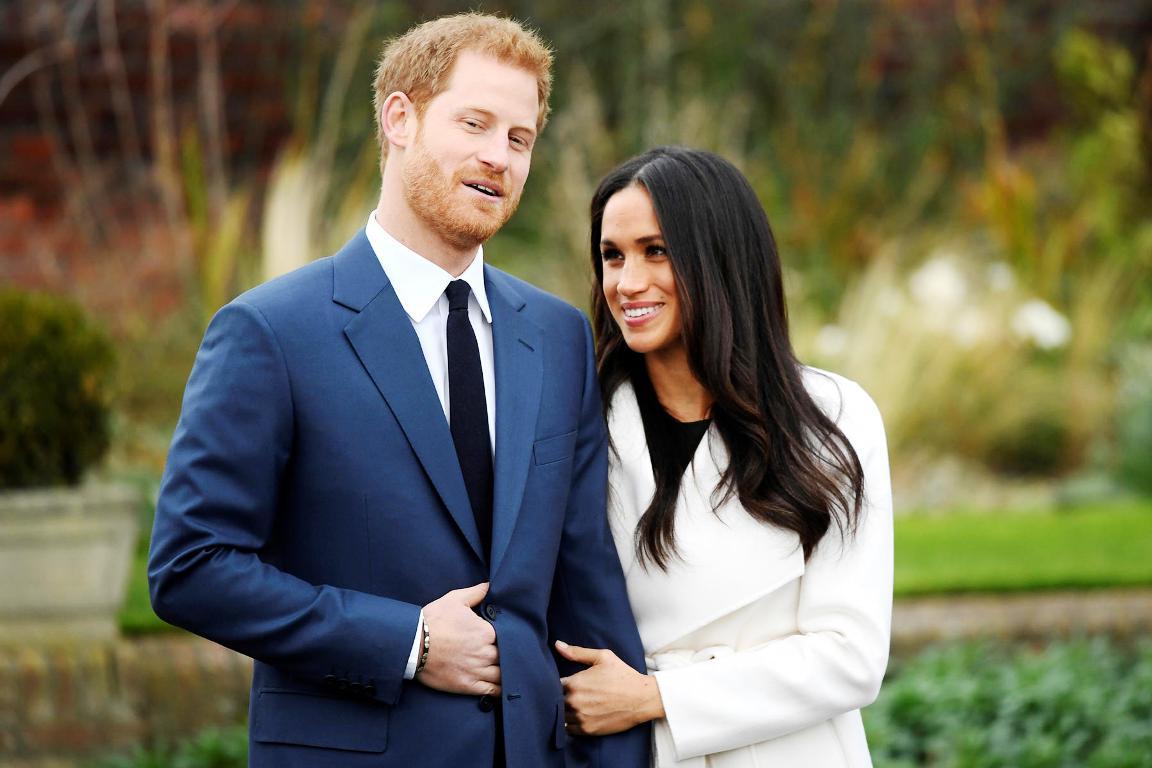 Пара поженится 19 мая в часовне Святого Георгия, в Виндзорском замке
