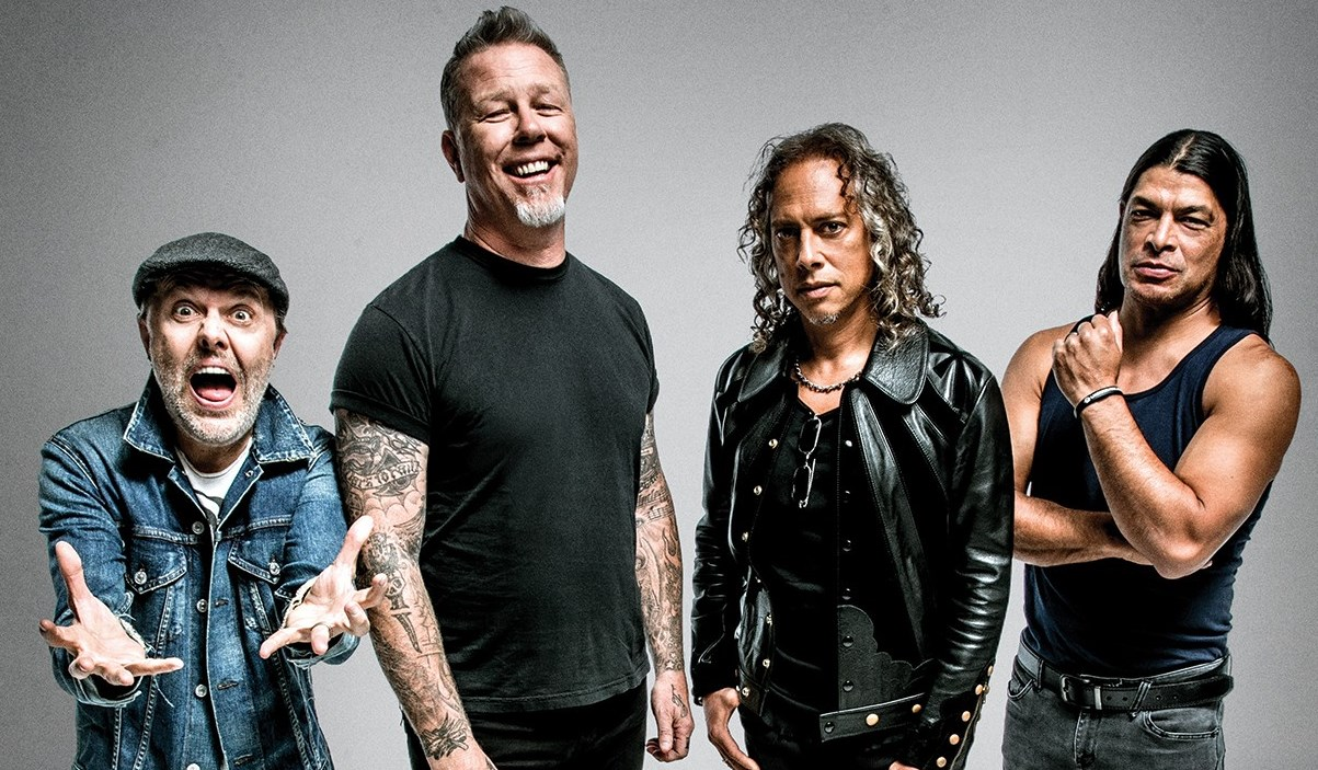 Metallica получила Нобелевскую премию в музыке