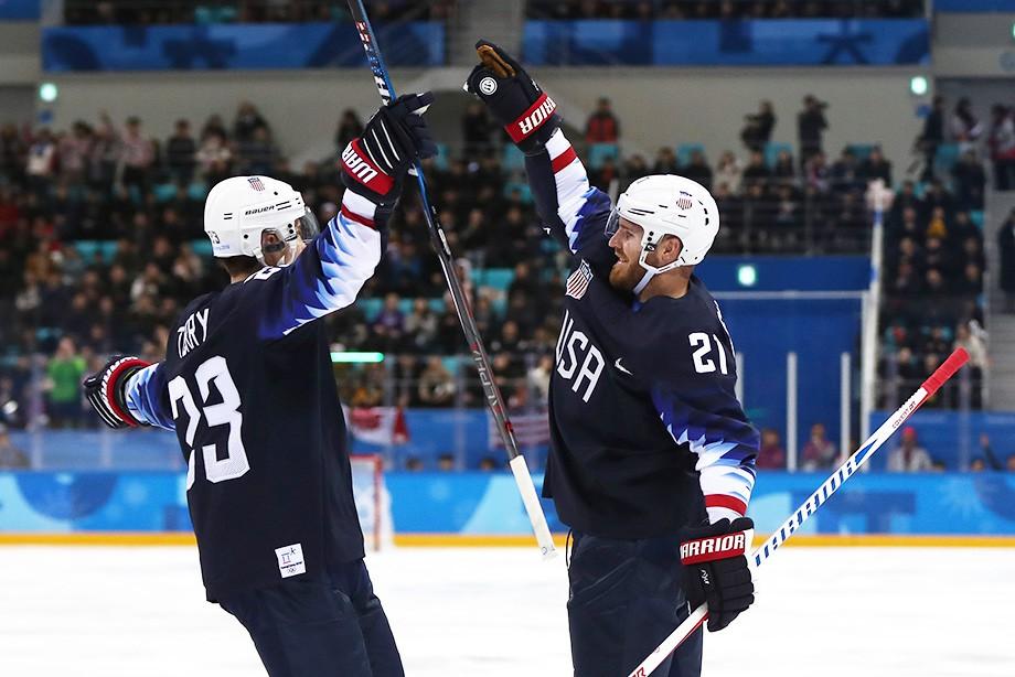 США вышли в четвертьфинал Олимпиады