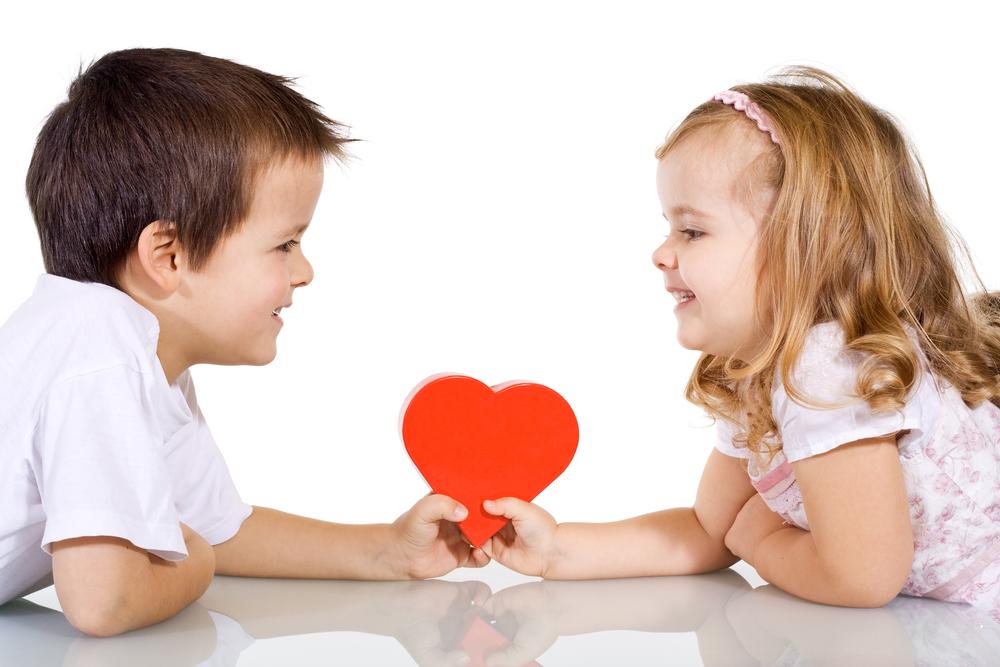 В Киеве состоится Kids Valentines Day