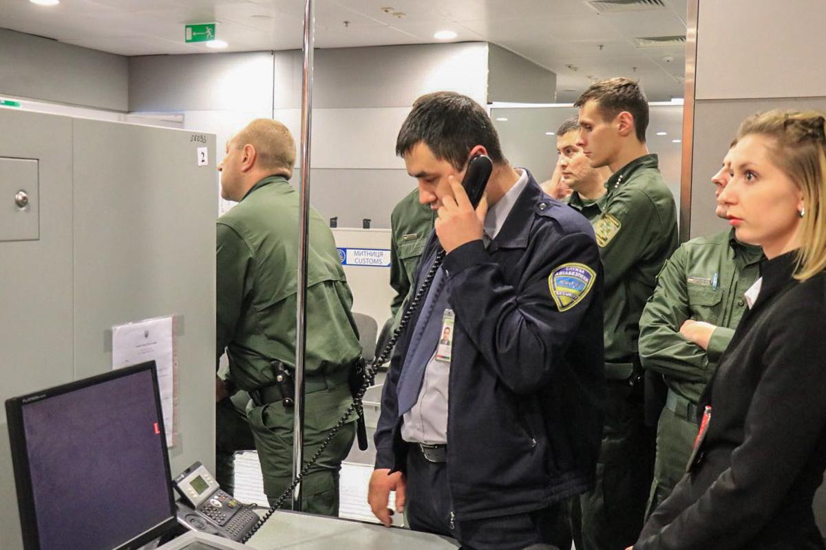 Как выяснилось, Саакашвили уже приземлился в Польше