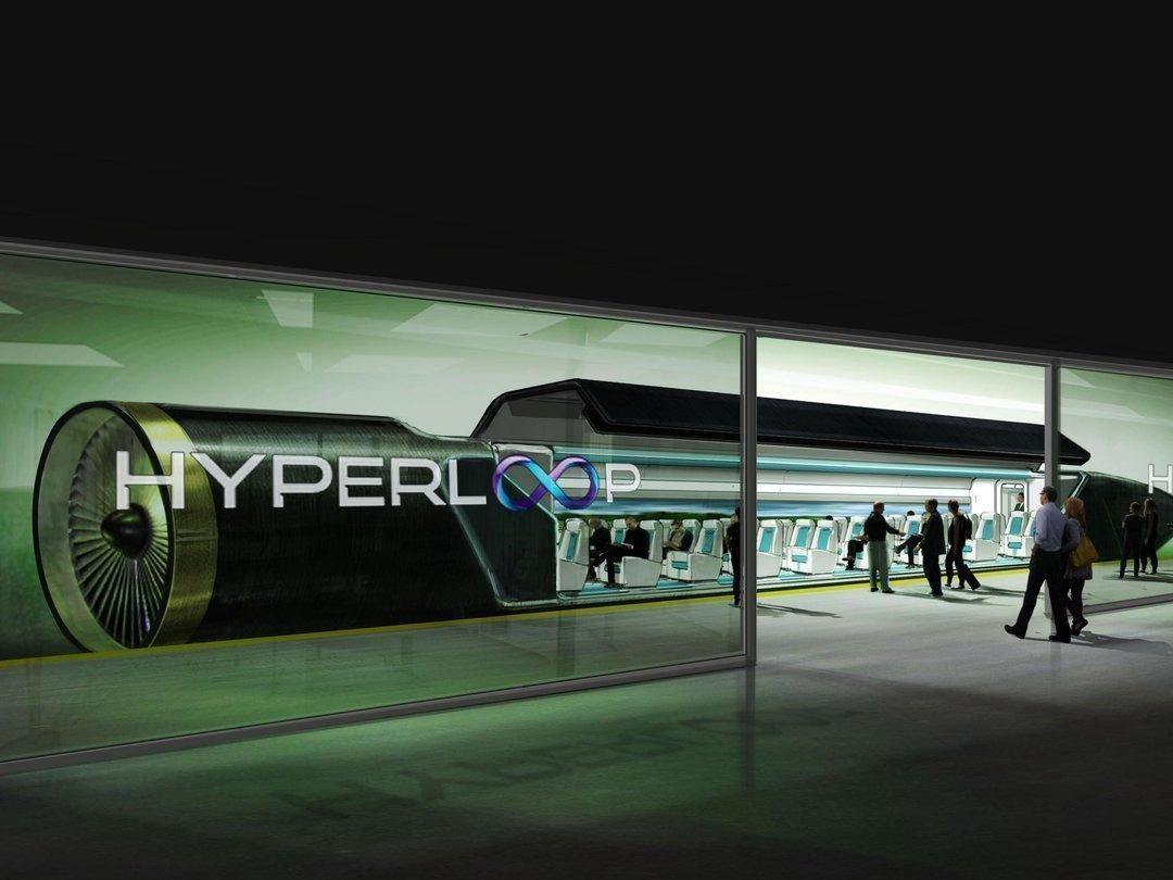 Hyperloop доверили Южмашу