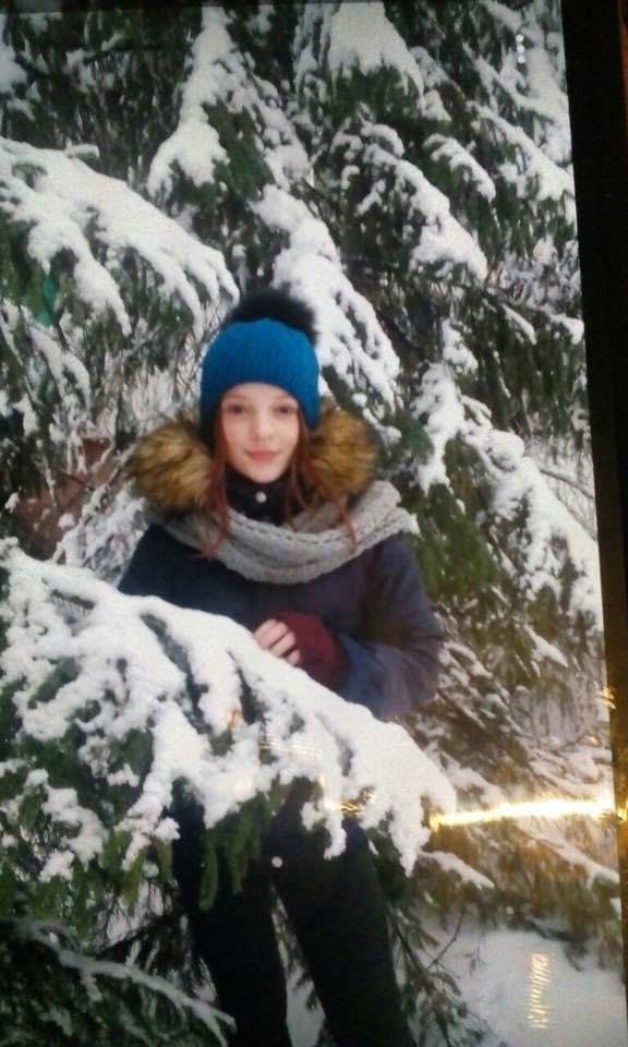 Брусова Анжелика - Мария Олеговна 2005 года рождения