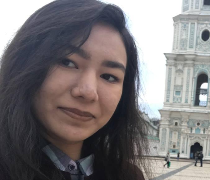 В Киеве разыскивают 18-летнюю Мукаддас Насырлаеву