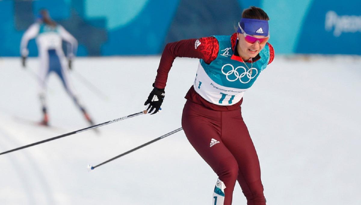 Рагниль Хага завоевала золото в лыжном спорте