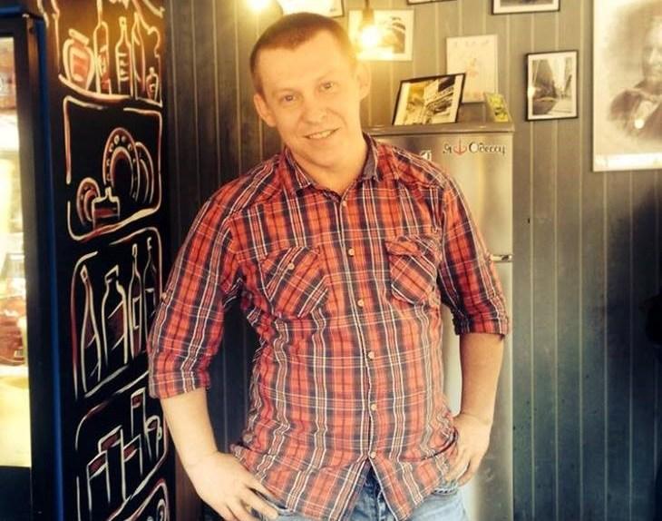 Руслан Юрченко был шеф-поваром в ресторане