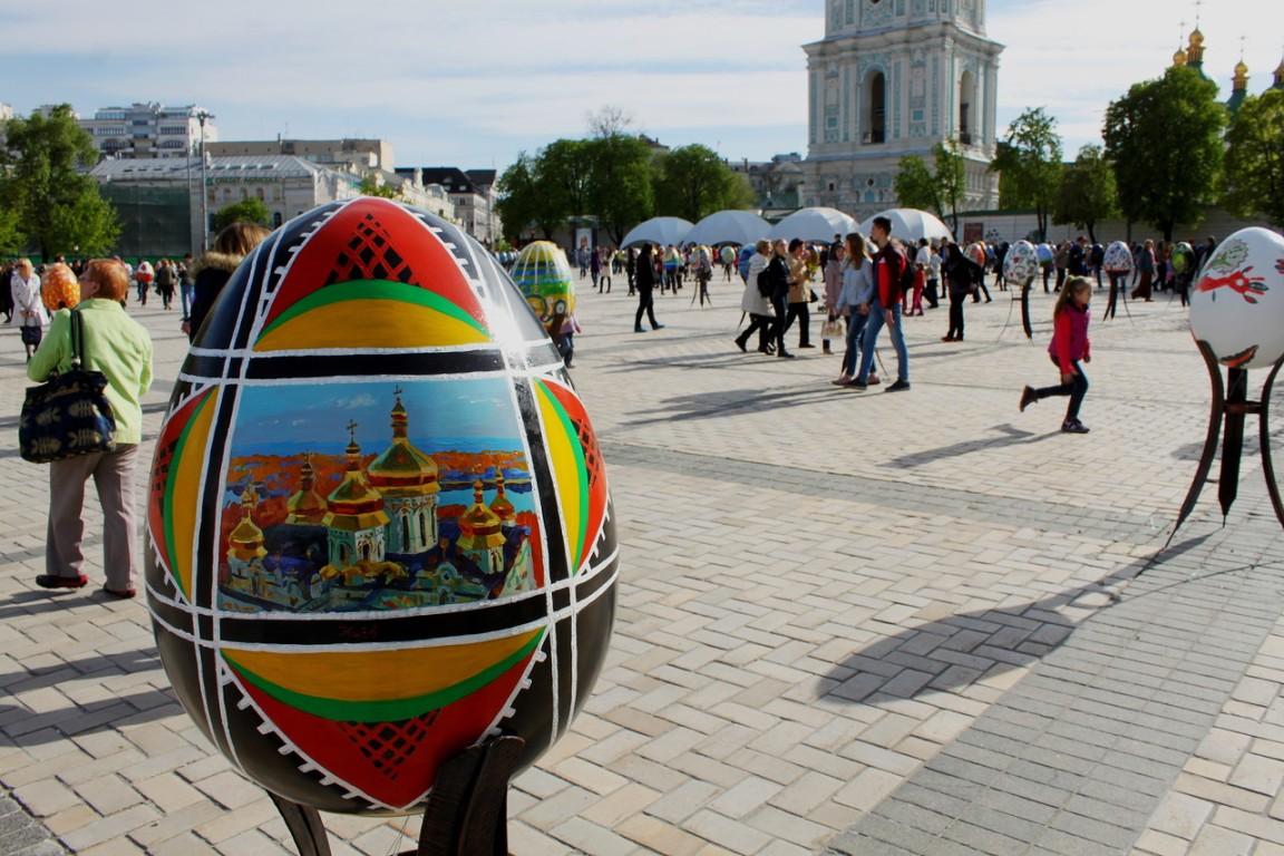 Фестиваль гиганских писанок откроют 5 апреля