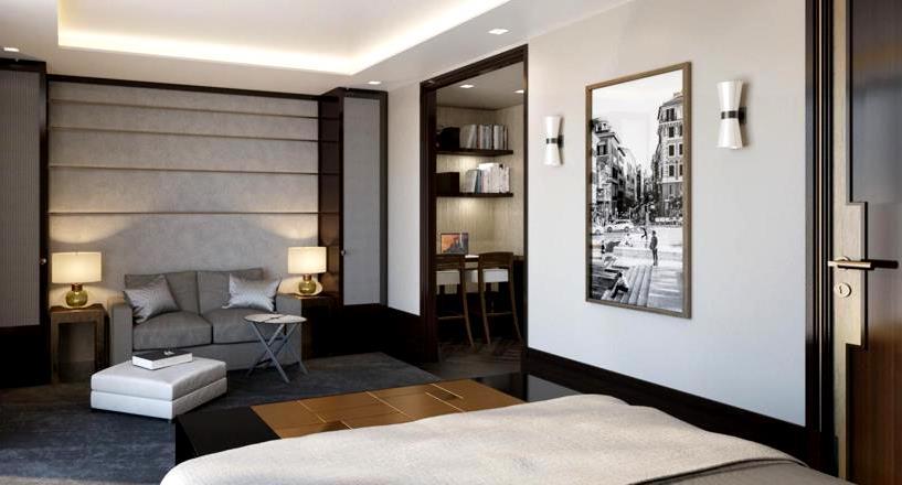 Одна из самых дорогих квартир в Берлине