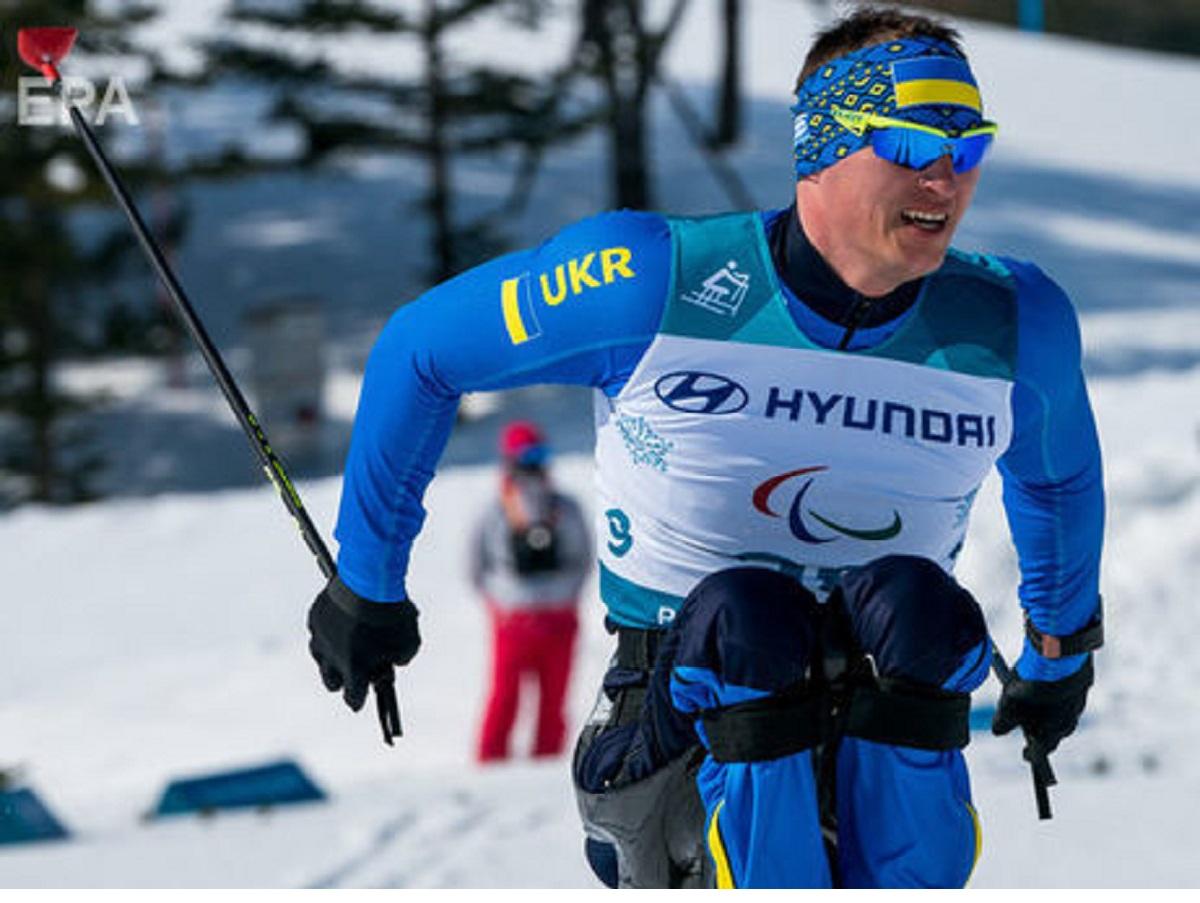 Лыжник Максим Яровой завоевал золотую медаль на Паралимпийских играх-2018