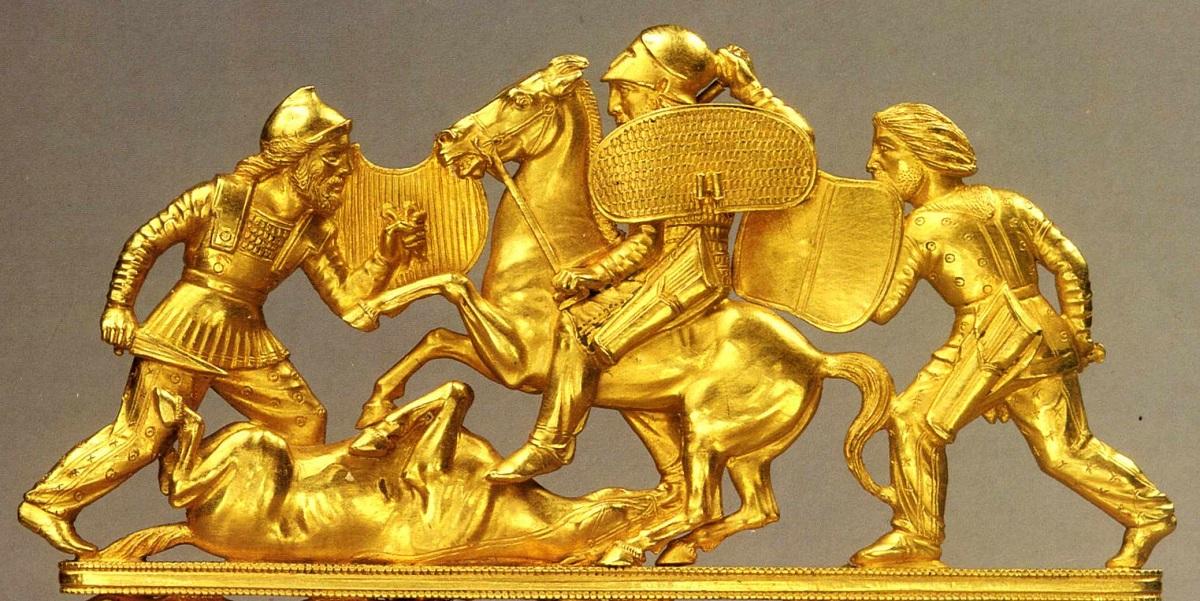 Суд Амстердама постановил, что коллекция «скифского золота» должна вернуться вы Украину