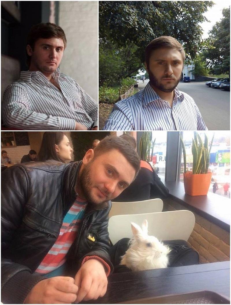 В Киеве пять месяцев разыскивают без вести пропавшего Шур Валерия