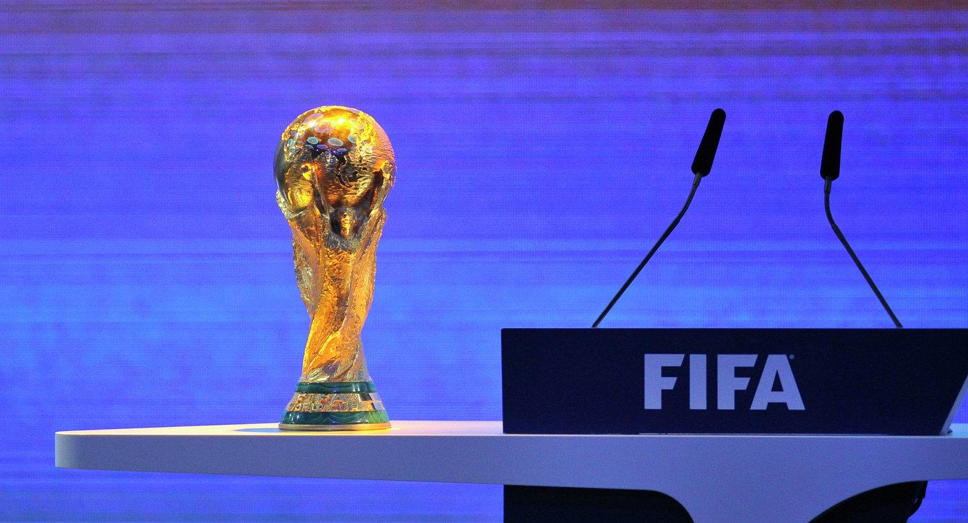 США, Канада и Мексика подали объединенную заявку на проведение Чемпионата мира в 2026 году