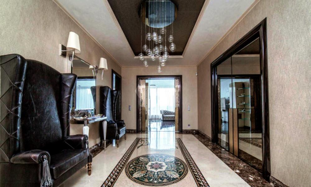 Одна из самых дорогих квартир в Москве