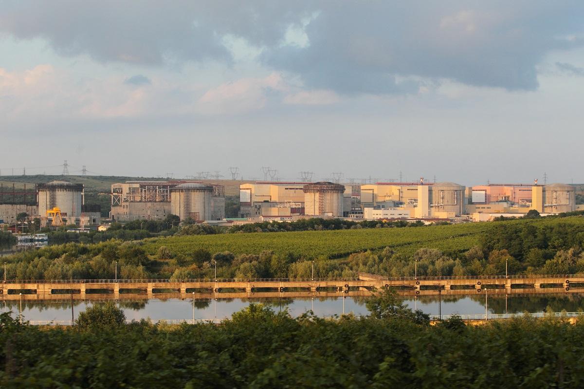 В Румынии на АЭС случилась авария