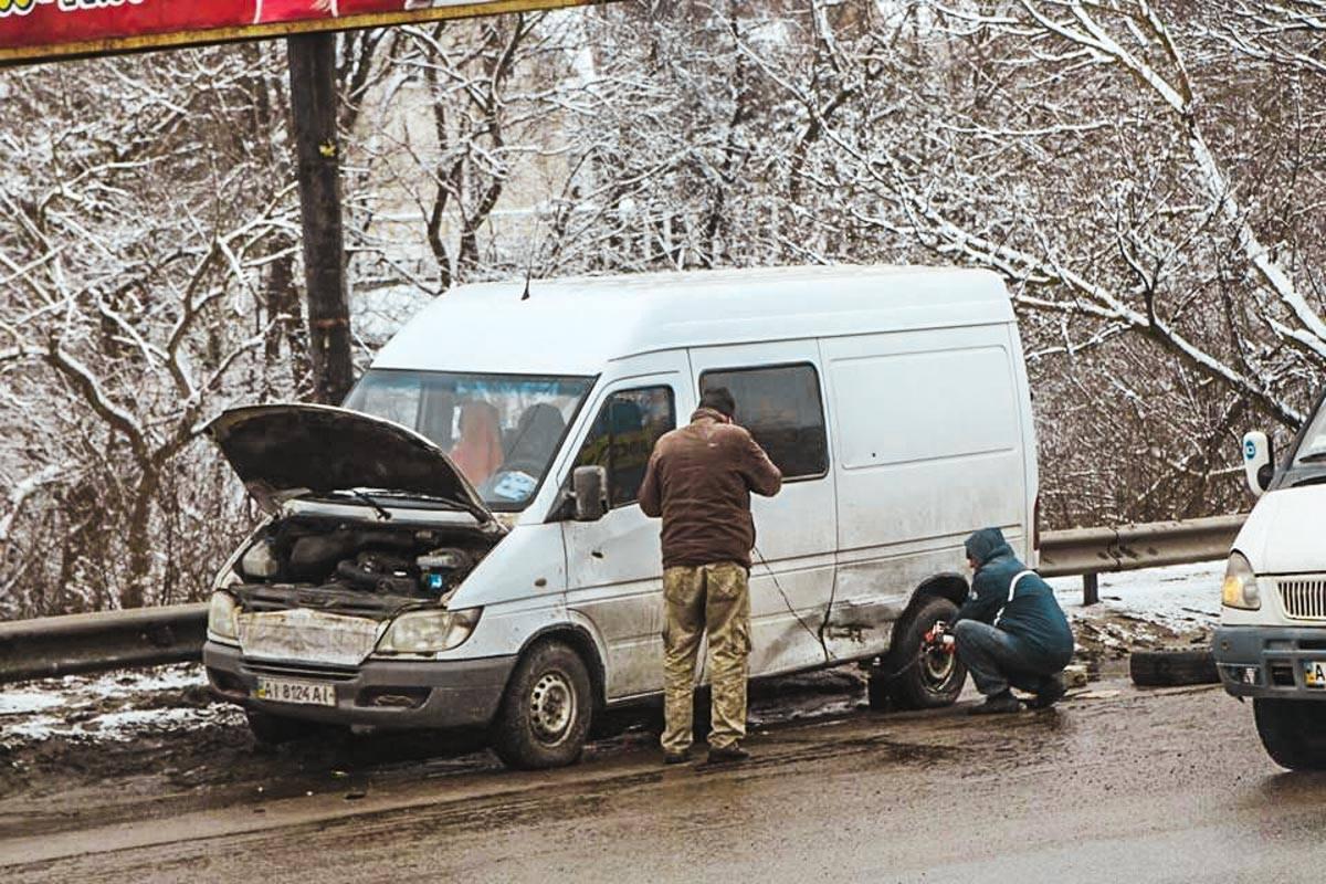 Mercedes-Benz первым получил удар