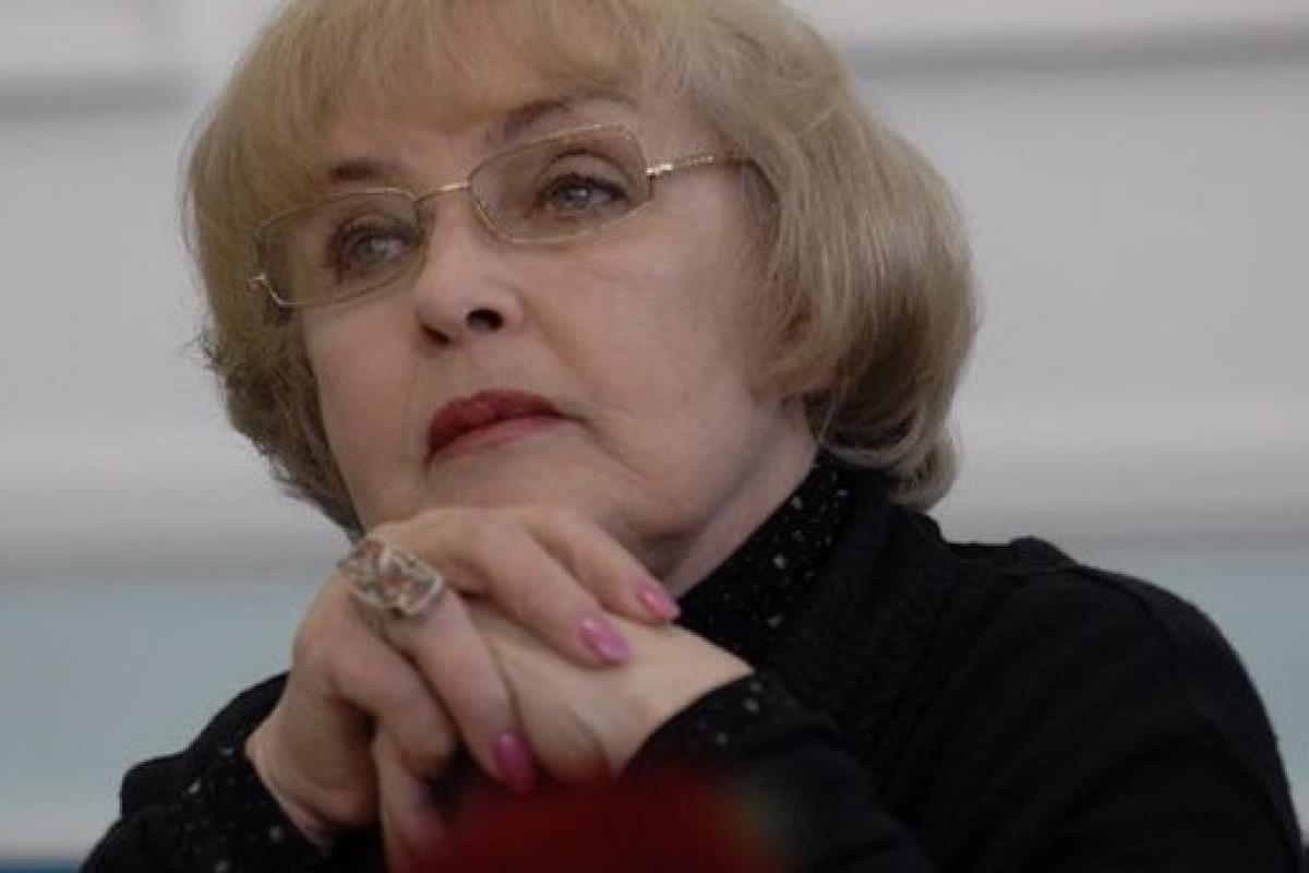 Творческая встреча с Народной актрисой Адой Роговцевой «С теми кого люблю ...»