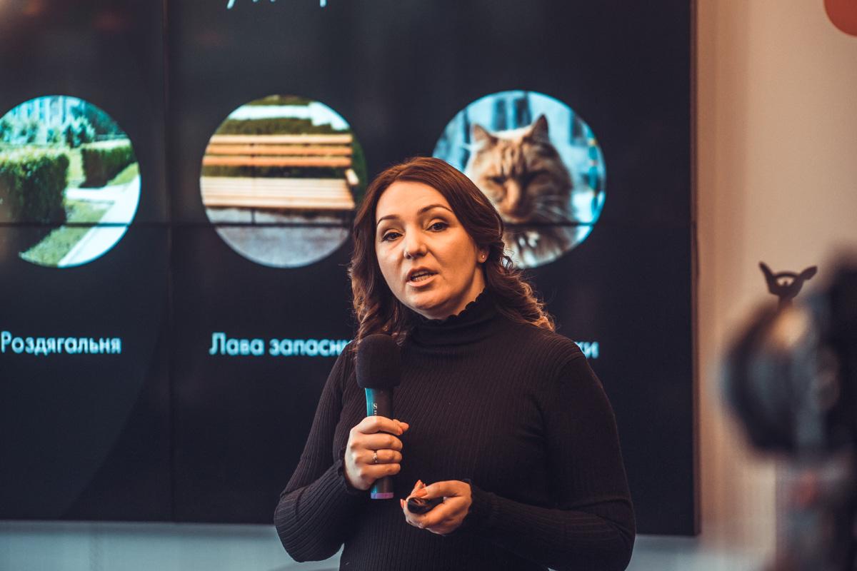 Наталия Байдала презентовала всеукраинскую социальную инициативу #передай_пас