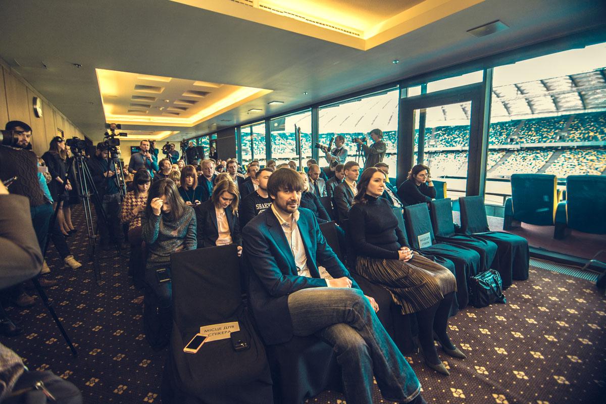 На мероприятии сообщили, на сколько Киев готов к историческому событию