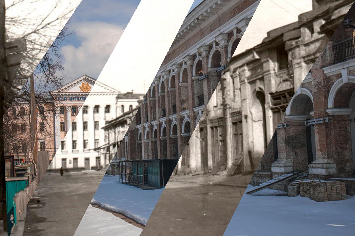 Стены Киево-Могилянки многое помнят