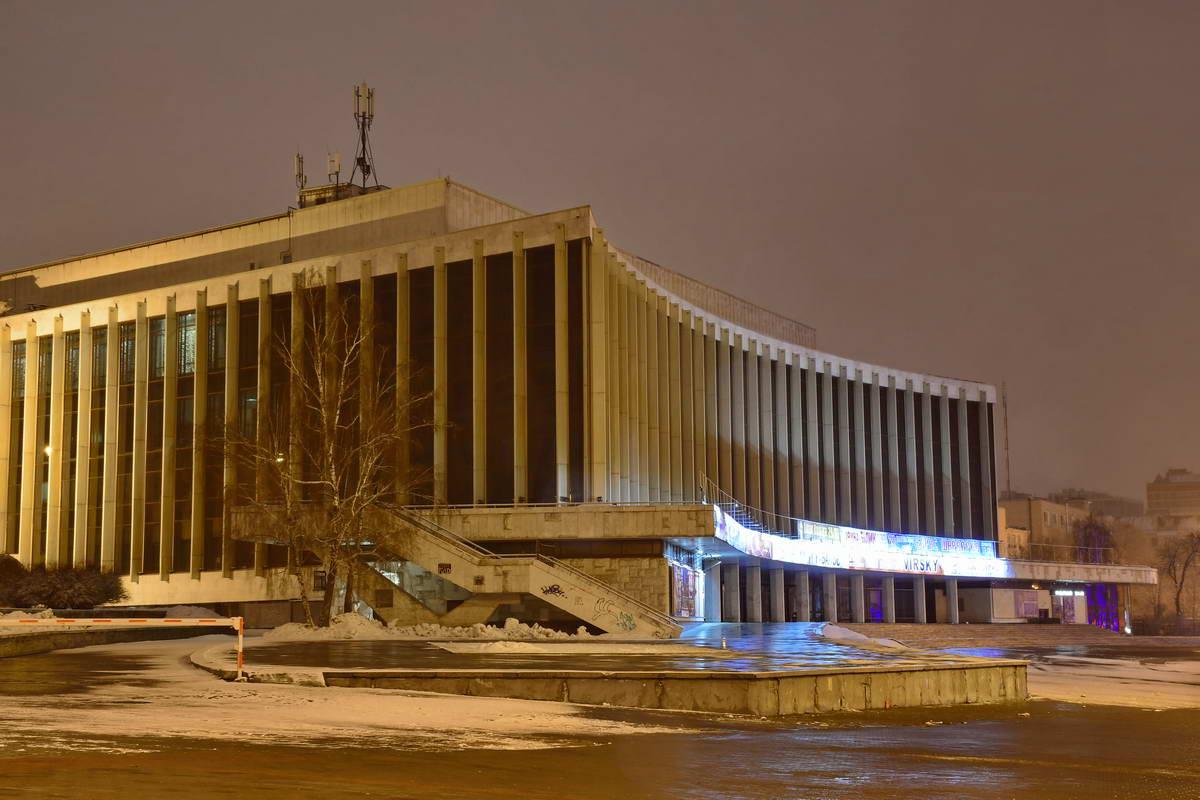 """Дворец """"Украина"""" непоколебим и готов принимать новых гостей"""