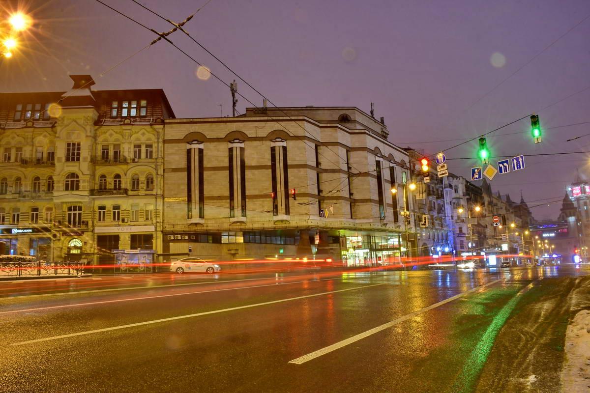 Эти улицы никогда не спят