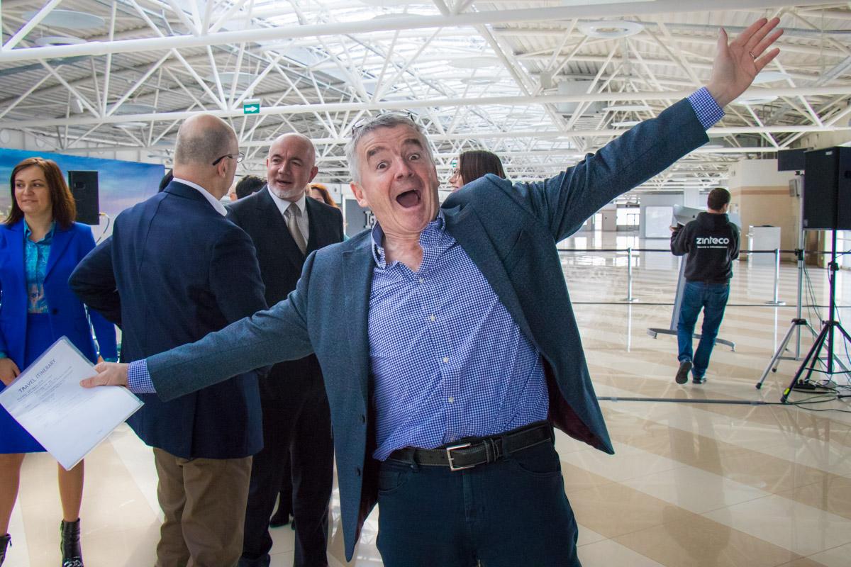 Директор Ryanair в результате удачной сделки
