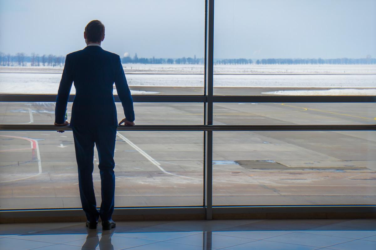 Вся романтика аэропортов в одном снимке
