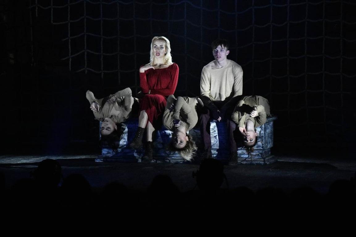 """Театр """"Мизантроп"""" представит новый спектакль «Приглашение на казнь» по роману Владимира Набокова,"""