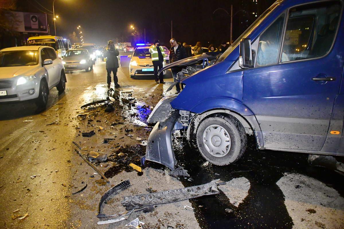 По предварительным данным, у водителя Volkswagen есть признаки наркотического опьянения