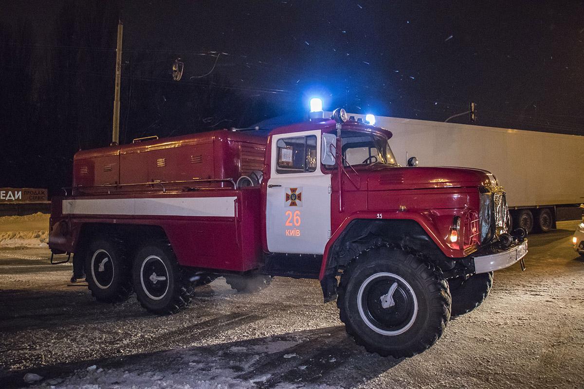И пожарная служба