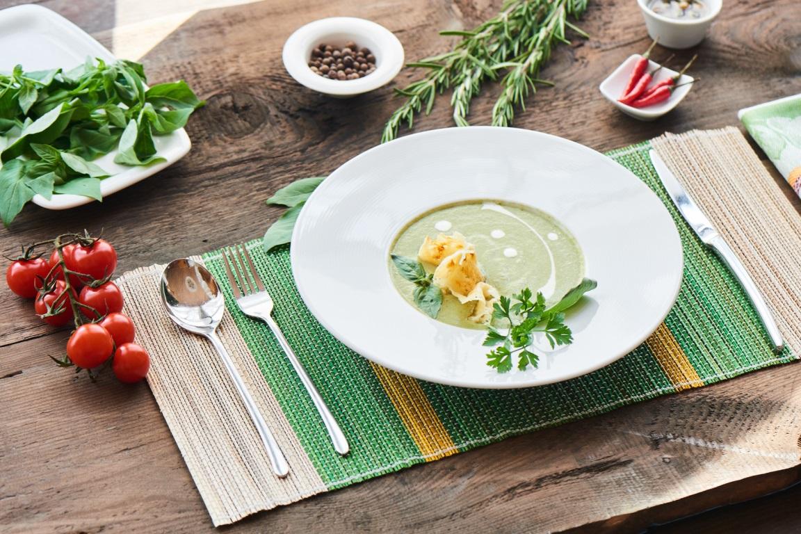Бульон или любое первое блюдо - самая лучшая еда во время холодов