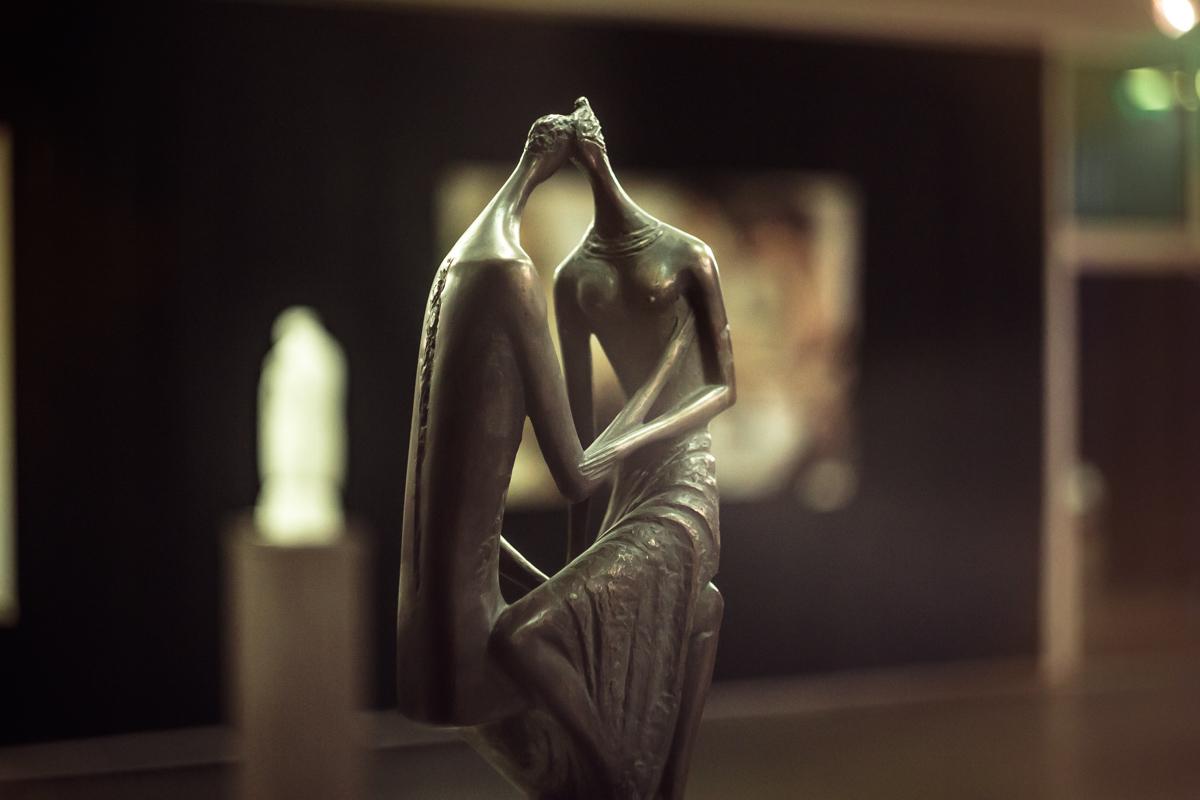 Скульптуры Николая Билыка