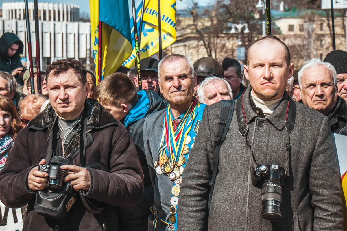 Соратники Черновола высказали теплые слова о деятельности журналиста